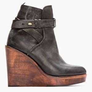 Rag & Bone emery wedge boot